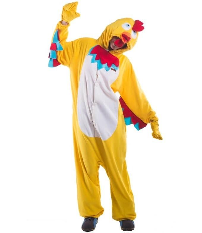 Детская пижама-кигуруми петух (36-38)