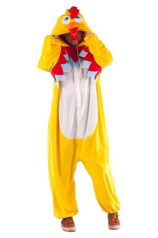 Пижама-кигуруми Петух (40-42)