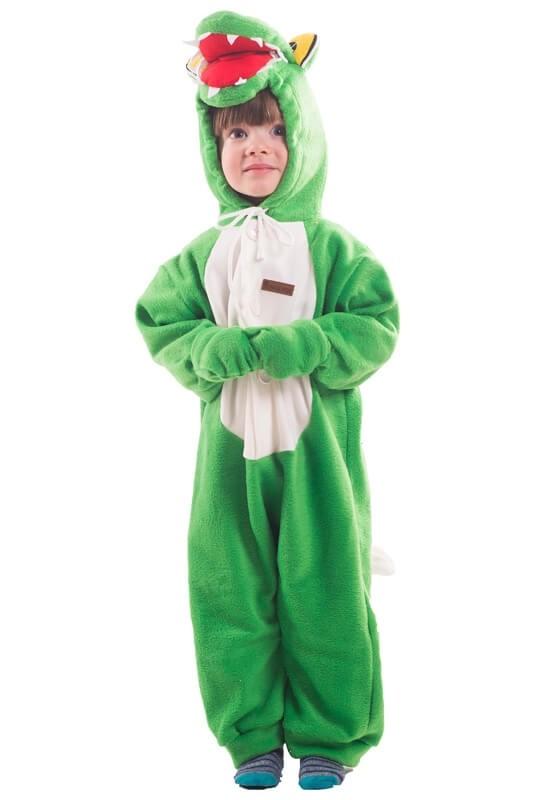 Детская пижама-кигуруми Крокодил (26)