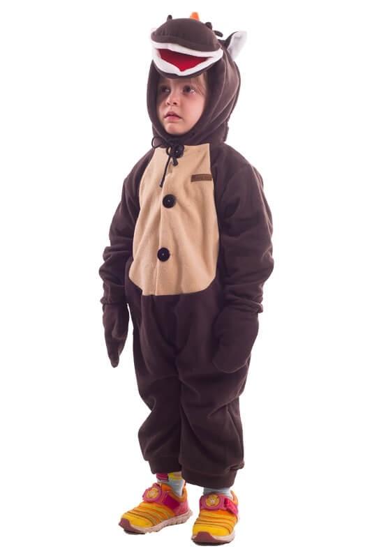 Детская пижама-кигуруми Лошадка (26)