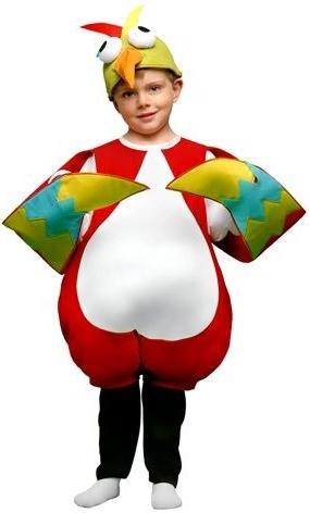 Детский костюм Птицы Angry Birds (30) - Герои видеоигр, р.30