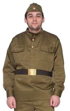 Мужская военная форма lux (50). Производитель: Фабрика Бока, артикул: 1938200034