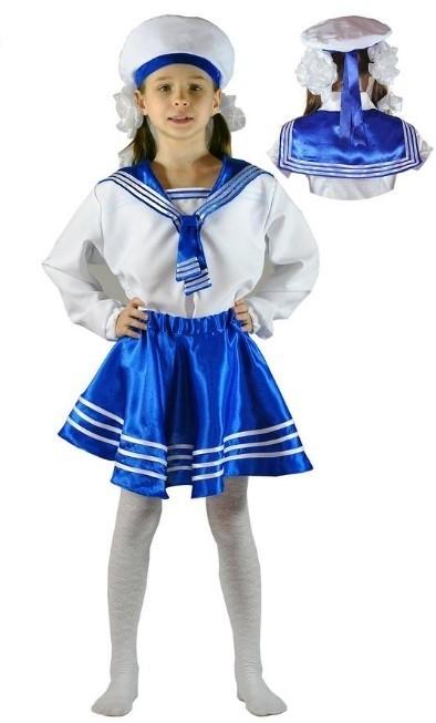 Детский костюм милая морячка (26) погружной блендер philips hr 1608 00 daily collection