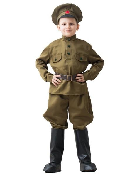 Детский костюм Сержант в галифе (26-28) от Vkostume