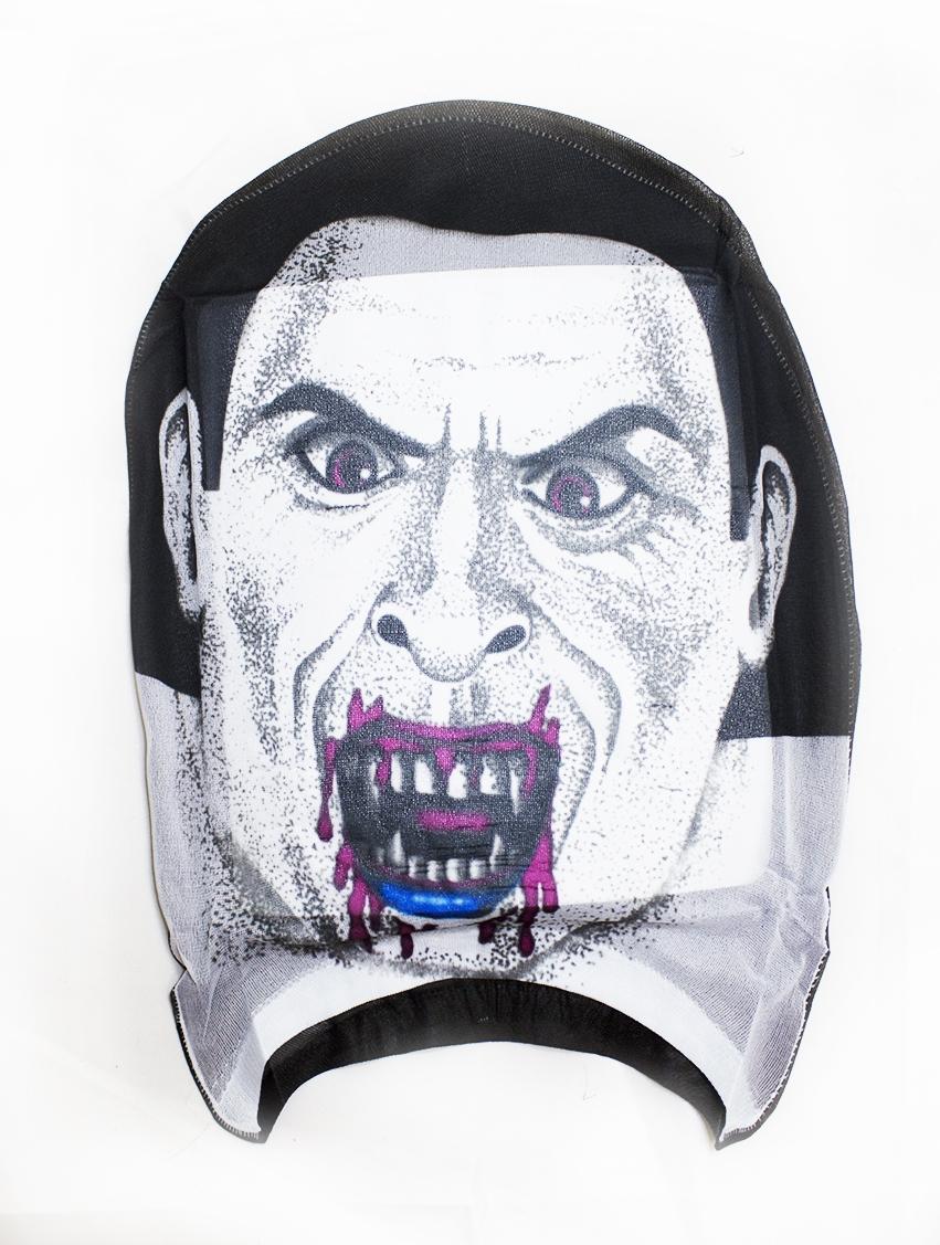 Маска-чулок Вампир (UNI) плюшевая маска зайки uni