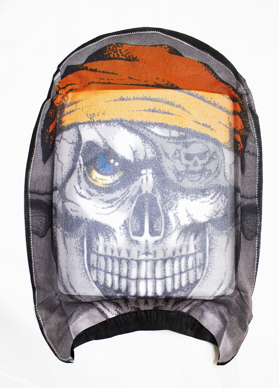 Маска-чулок пират (UNI) плащ и маска штурмовик uni