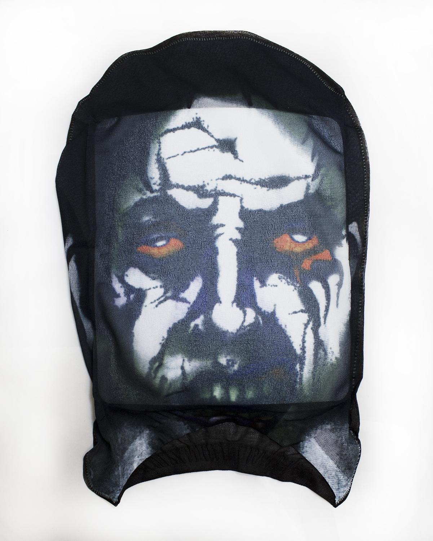 Чулок-маска зомби (UNI) маска чулок вампир uni