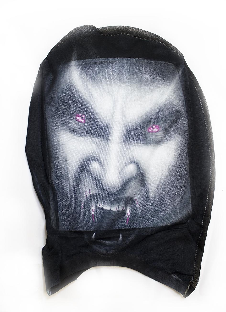 Вампирская маска-чулок (UNI) плащ и маска штурмовик uni