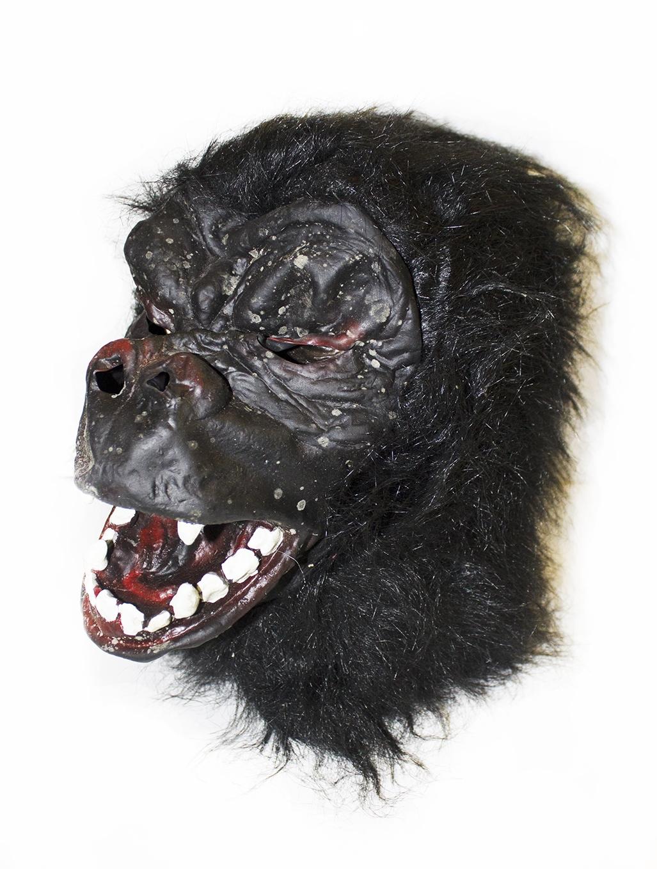 Маска гориллы из латекса (UNI) плащ и маска штурмовик uni