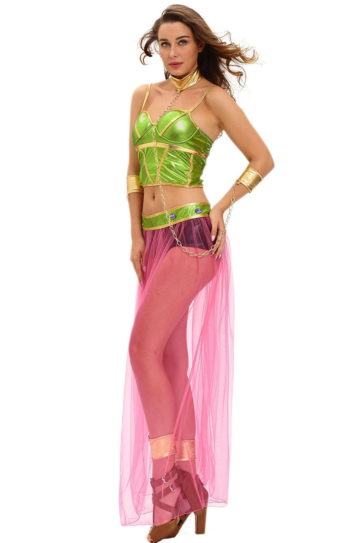 Цветной восточный костюм (44)