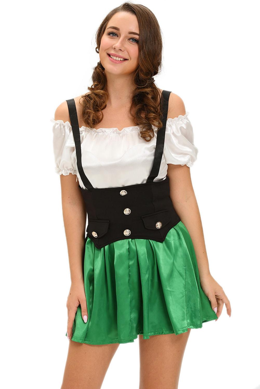 Костюм баварской красавицы (42) костюм красавицы из рима 42 44