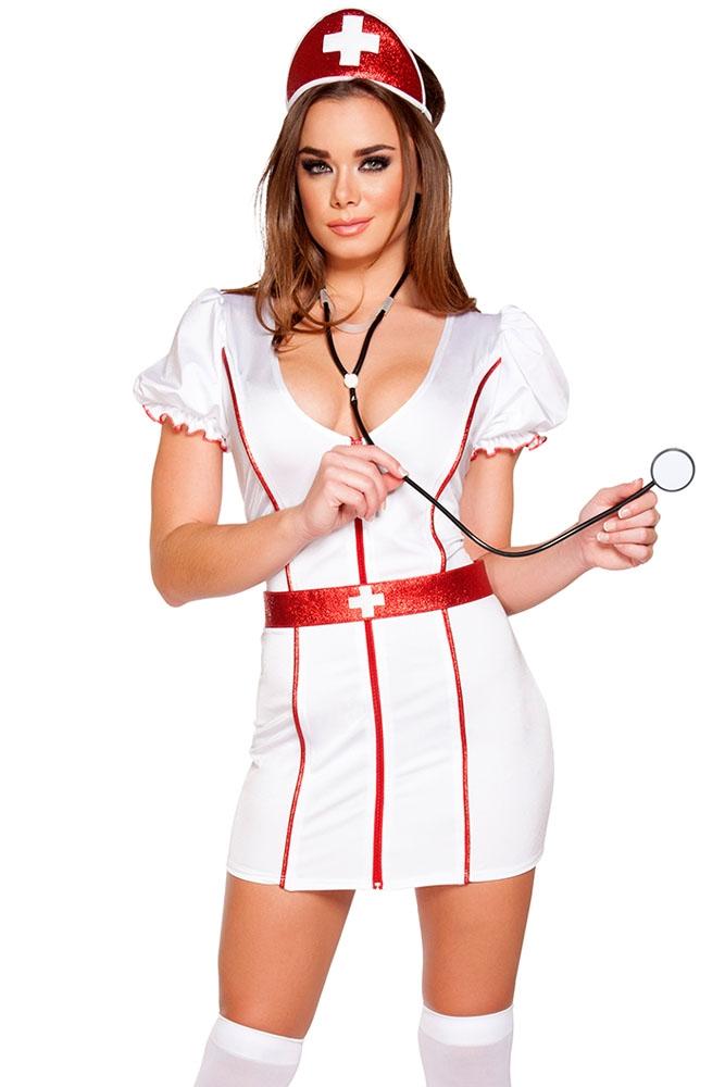 костюм медсестры (40-44) костюм бесстыдной медсестры 42 44