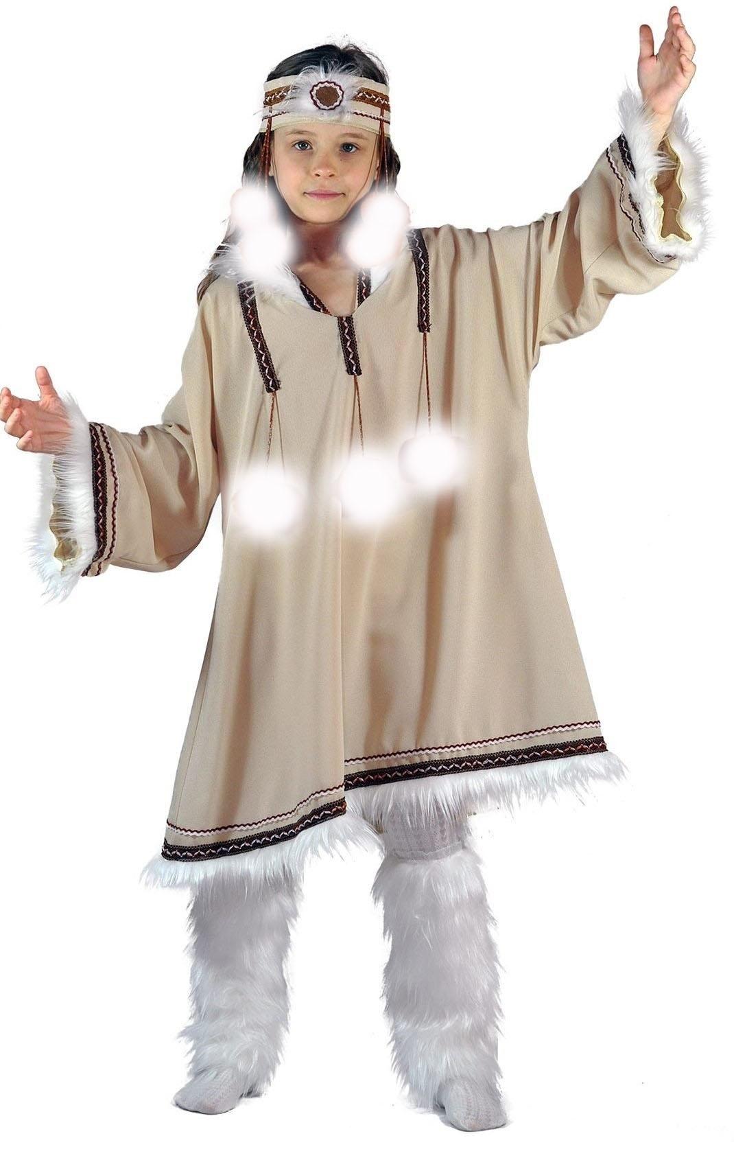 Национальный костюм северного народа (34) украинский национальный костюм для девочки киев