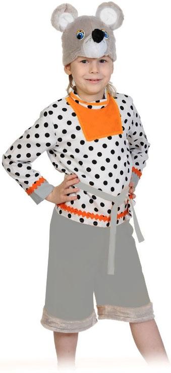 Детский костюм Мышонок (28-32) детский костюм клубники 28 32