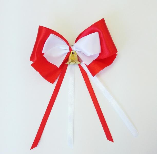 Брошь Красный колокольчик - Школьницы и студентки