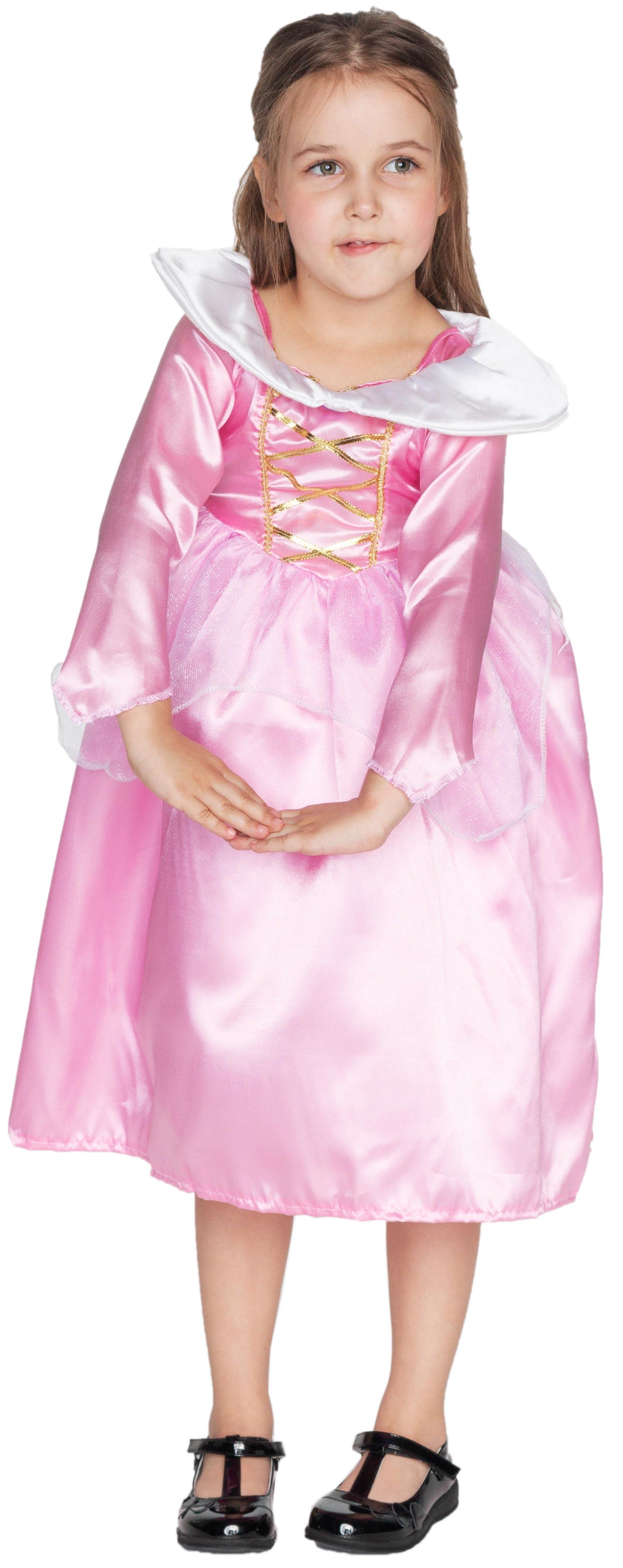 Розовое платье Спящей Красавицы (S) - Сказочные герои