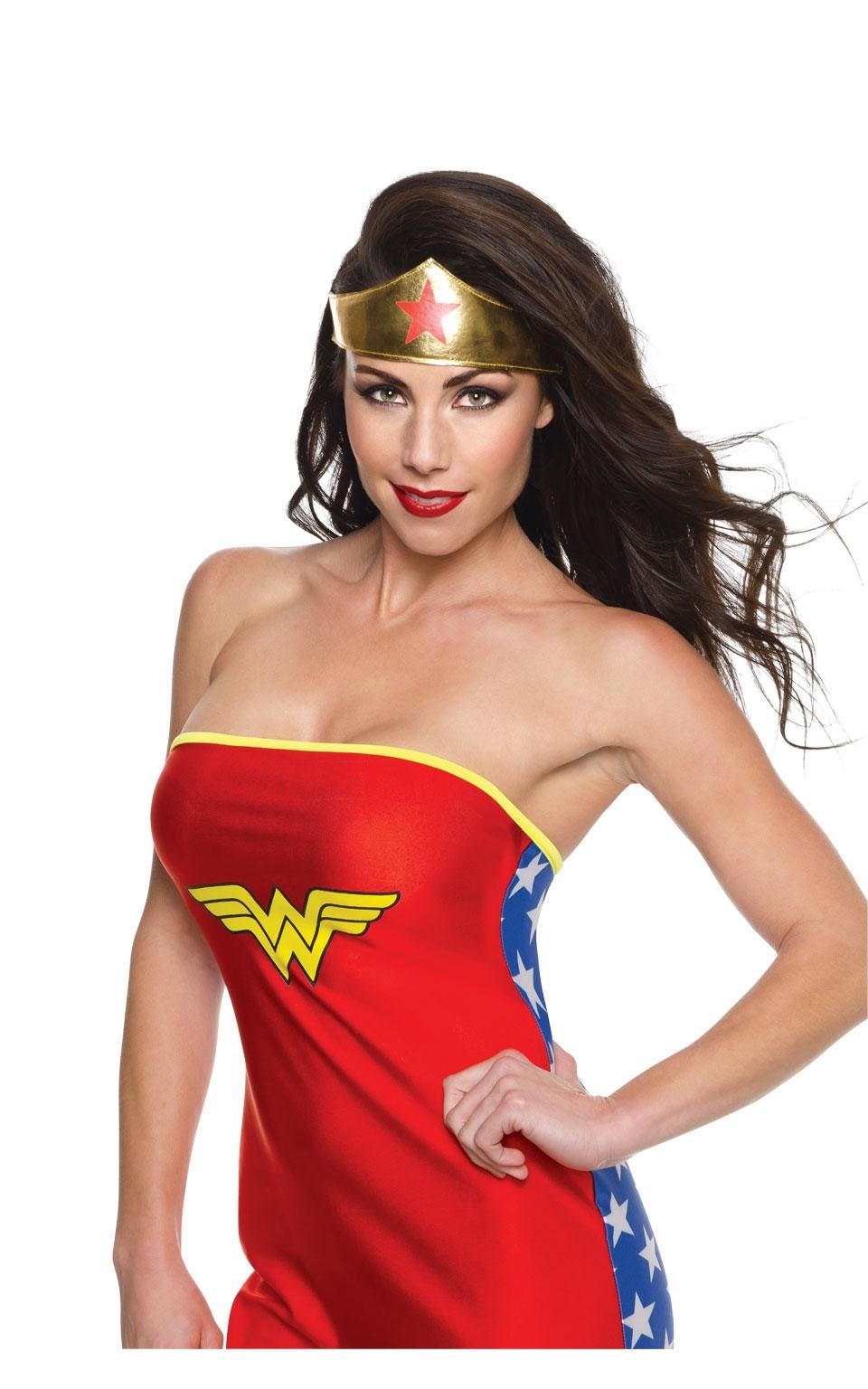 Тиара Вандервумен (46) - Супергерои и комиксы, р.46