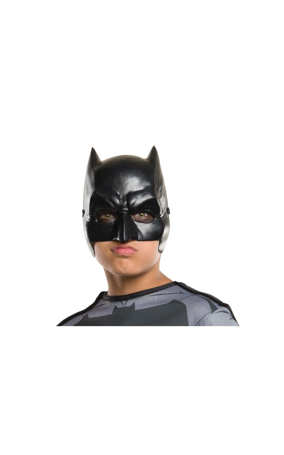 Детская маска Бэтмена 1/2 (46) - Карнавальные маски, р.46