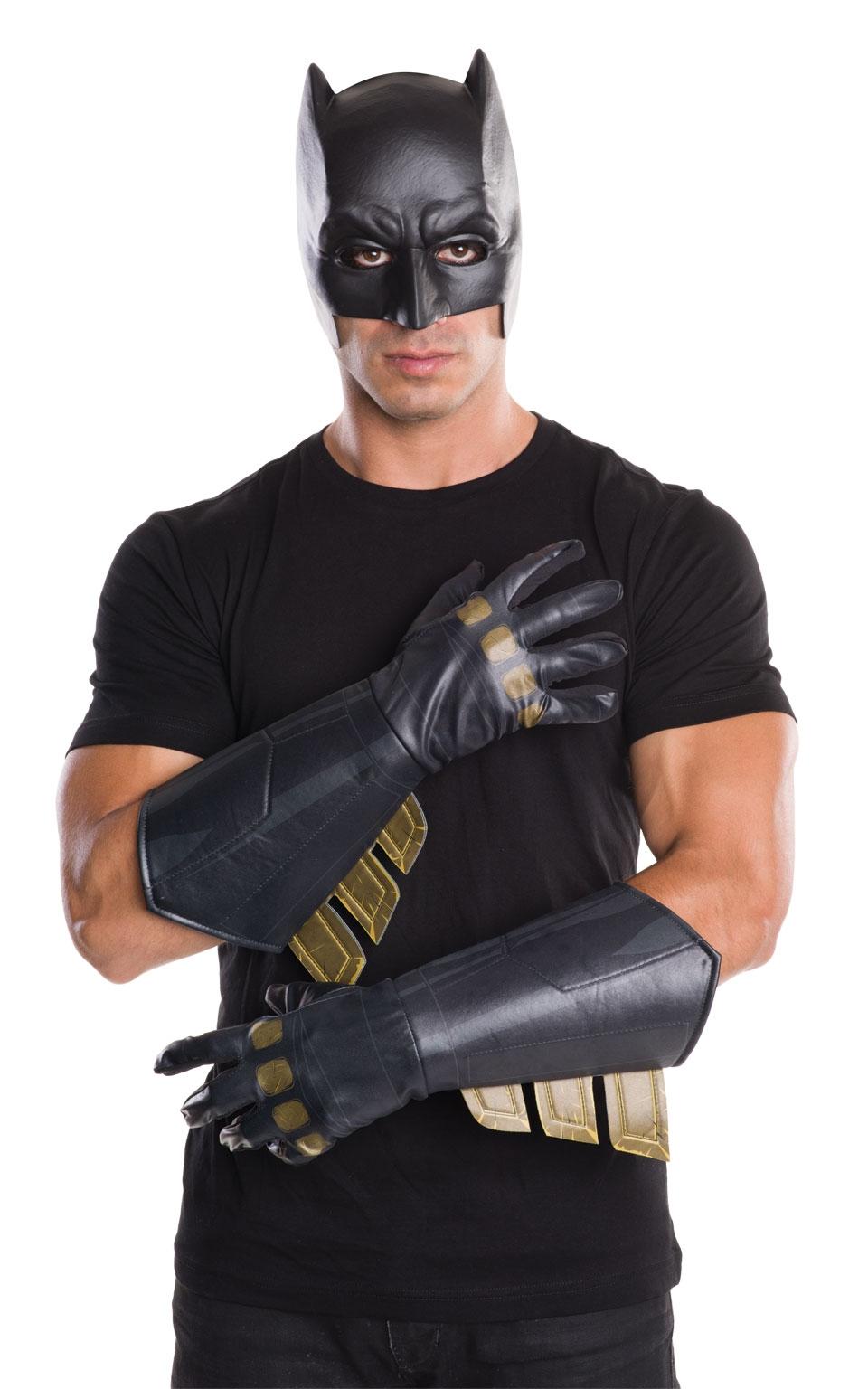 Перчатки Бэтмана (UNI) - Перчатки и рукава