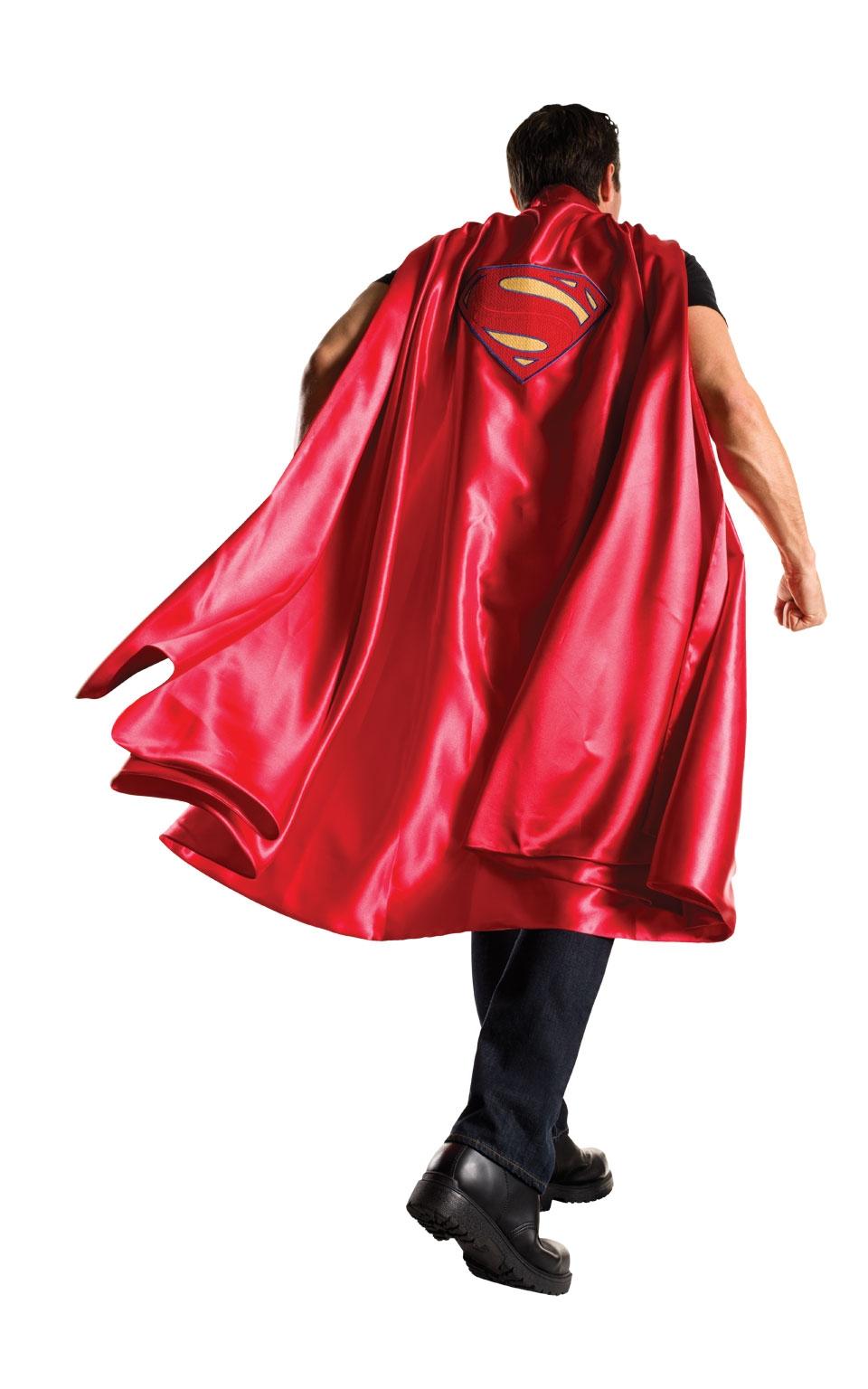 Плащ Супермена Deluxe (UNI) -  Супергерои и комиксы