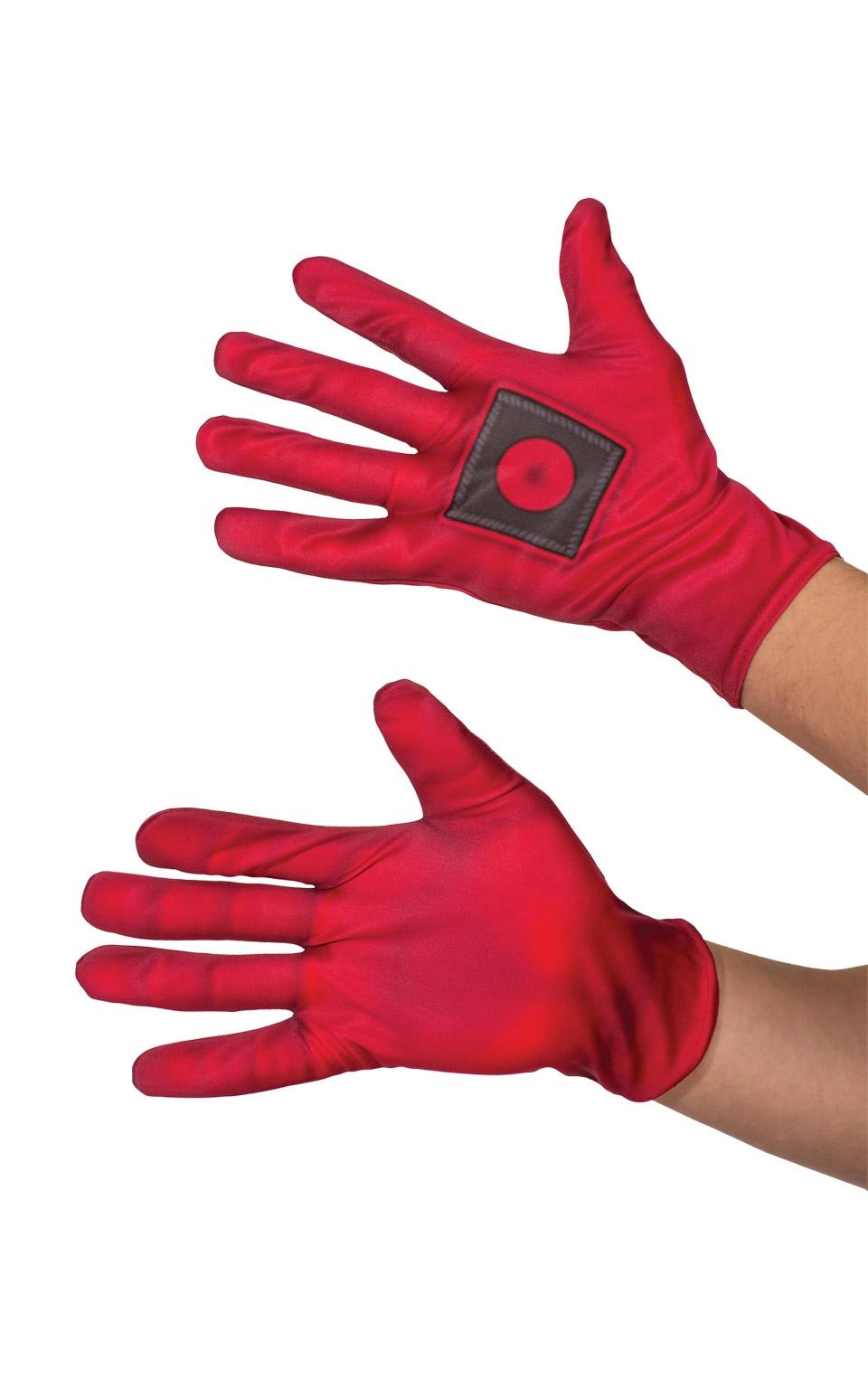 Перчатки Дэд Пула для взрослых (46) - Перчатки и рукава, р.46