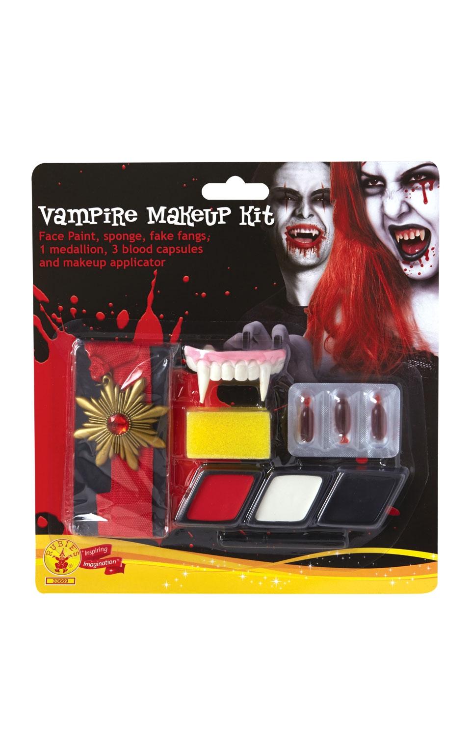 Мужской набор Грим для вампира (44) - Грим и шрамы, р.44