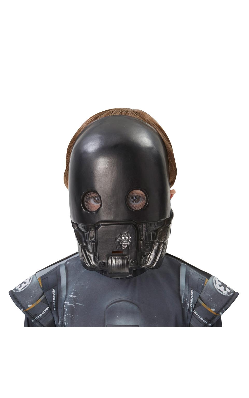 Детская маска K-2SO (UNI) плащ и маска черепашка ниндзя uni