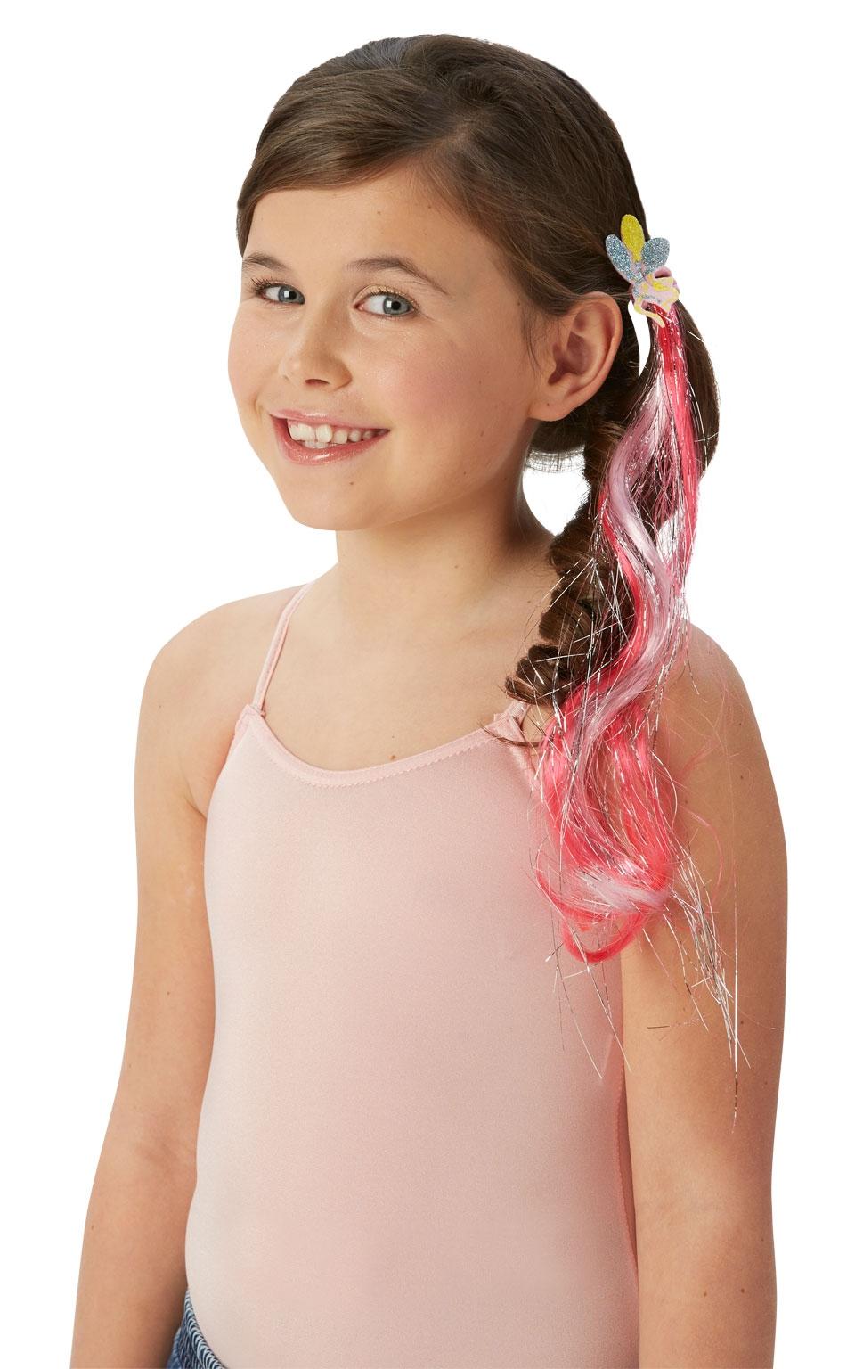 Прядка волос Пинки Пай из из My Little Pony (46) - Парики и волосы, р.46