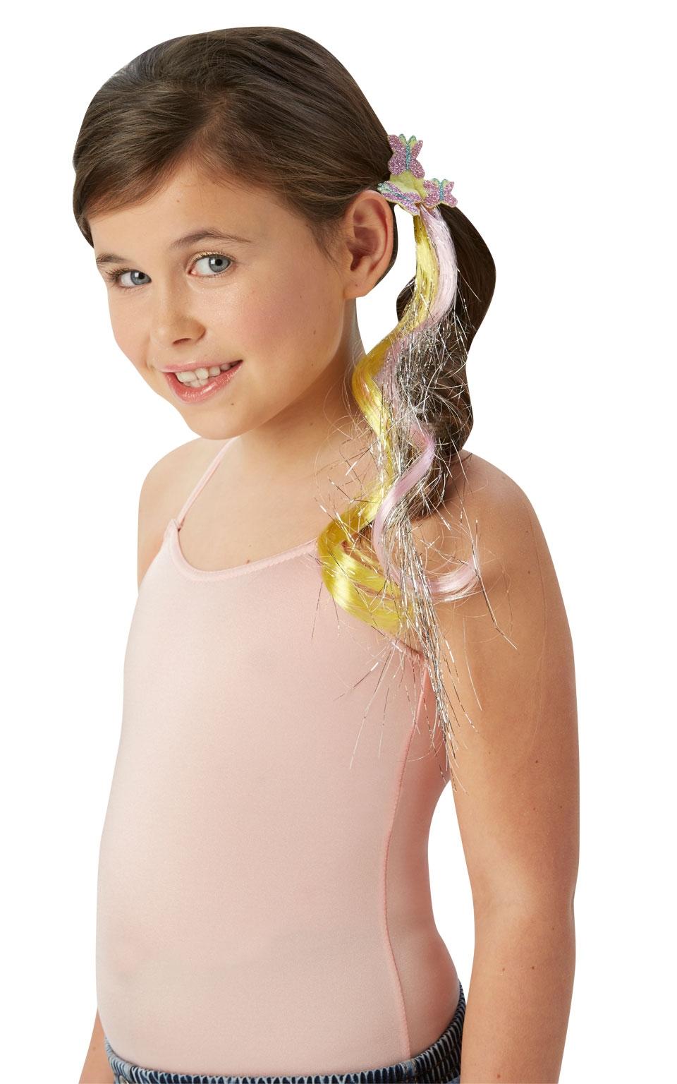 Прядка волос Флаттершай из из My Little Pony (46) - Парики и волосы, р.46