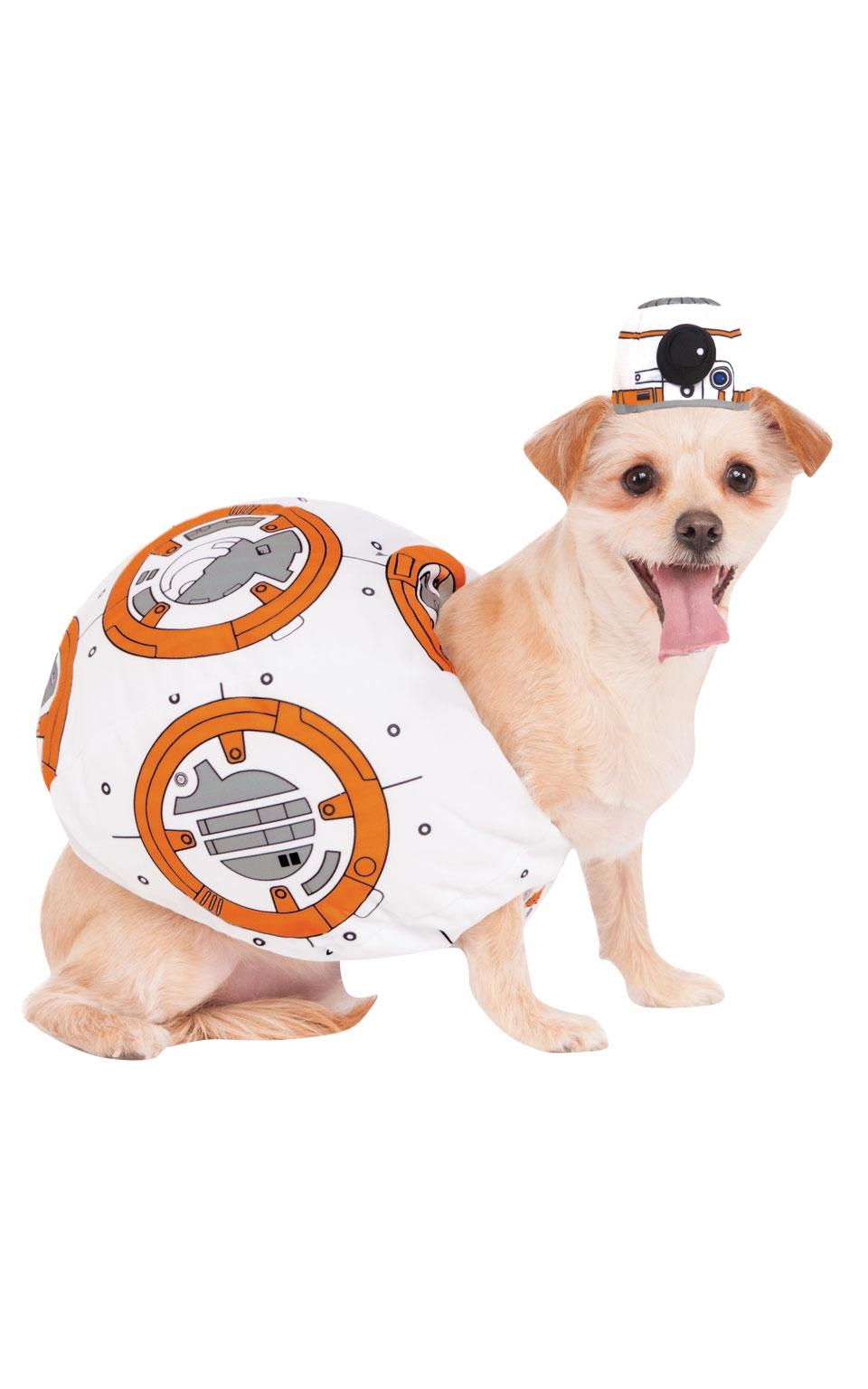 Костюм BB-8 для собак (1) витамины для шерсти собак 8 в 1