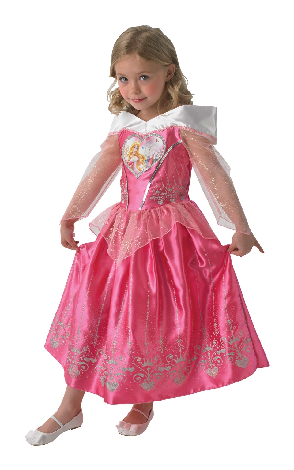 Платье Спящей красавицы (28-30) парик спящей красавицы uni