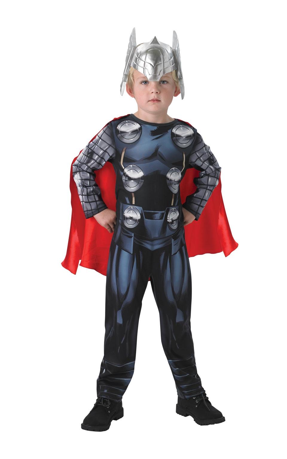 Классический костюм Тора для детей (M) - Киногерои
