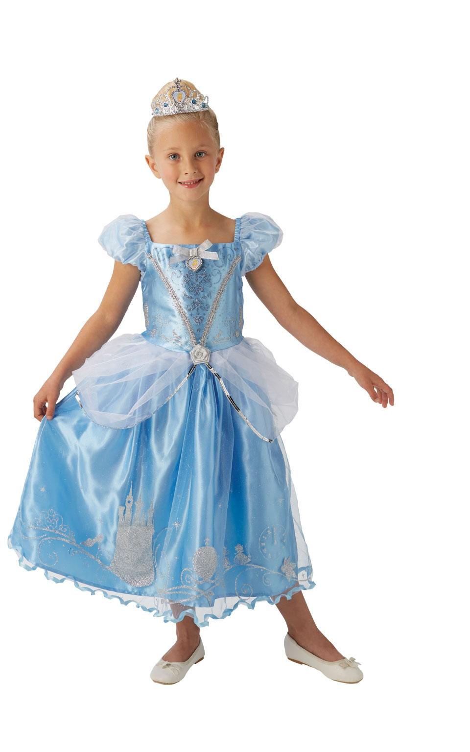 Костюм Золушки Disney (30-32) детский костюм малышки золушки 24
