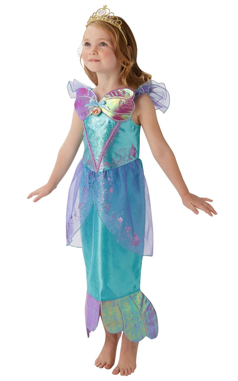 Костюм Ариэль Disney (28-30) детский костюм озорного клоуна 34