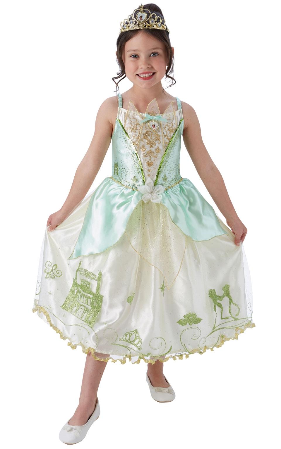 цены на Костюм принцессы Тианы (28-30) в интернет-магазинах