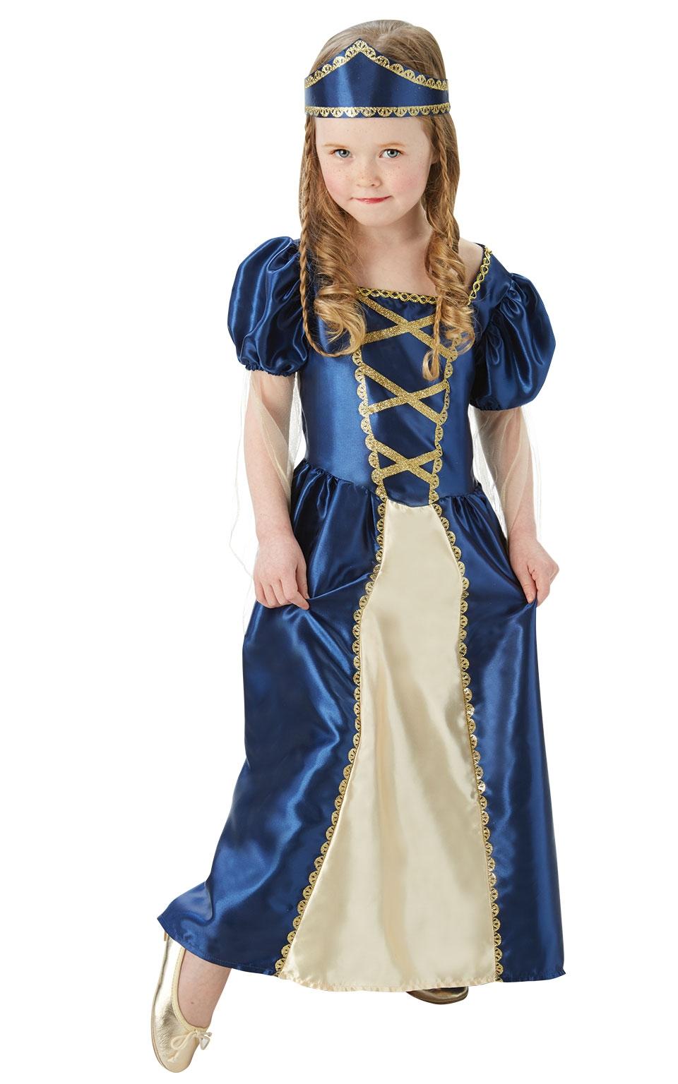 Детский костюм принцессы ренессанса (36-38)