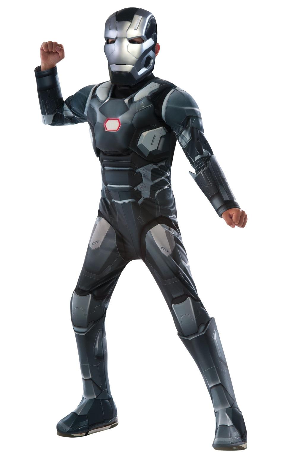 Костюм Воителя Marvel (S) - Супергерои и комиксы