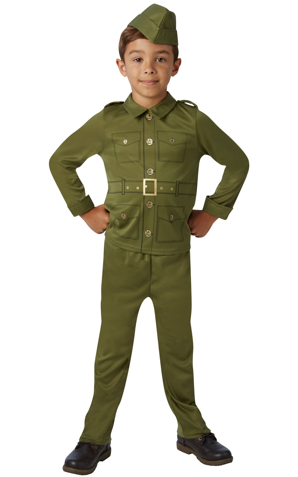 Костюм солдата Второй Мировой войны (42-44)