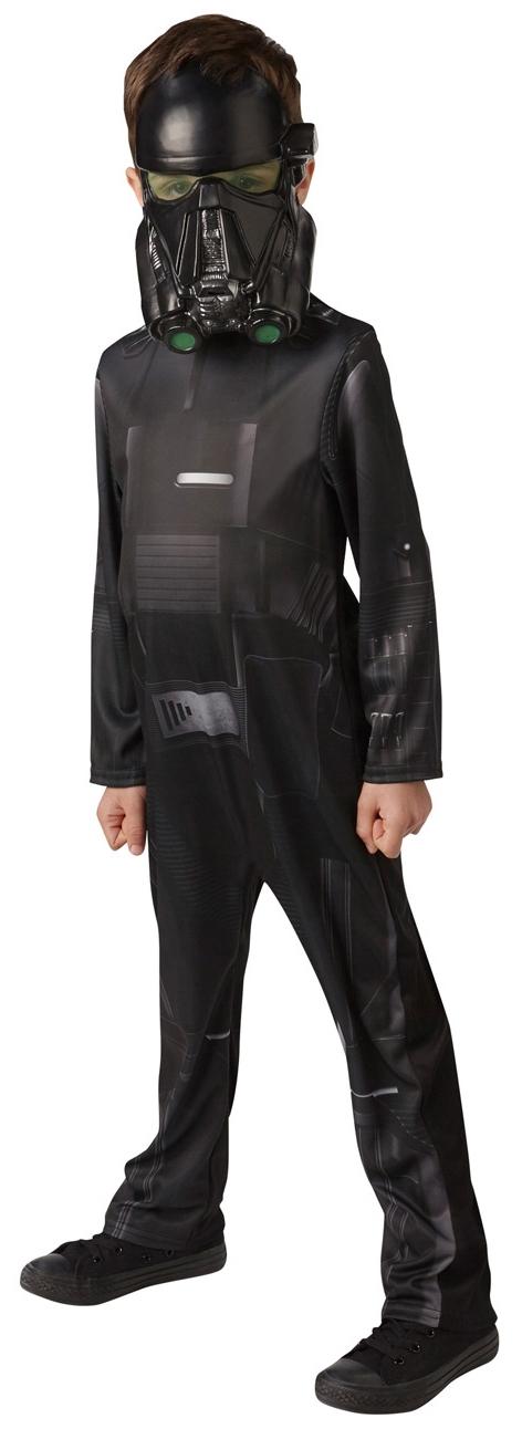 Классический костюм штурмовика смерти (30-32) детский костюм штурмовика огнеметчика 30