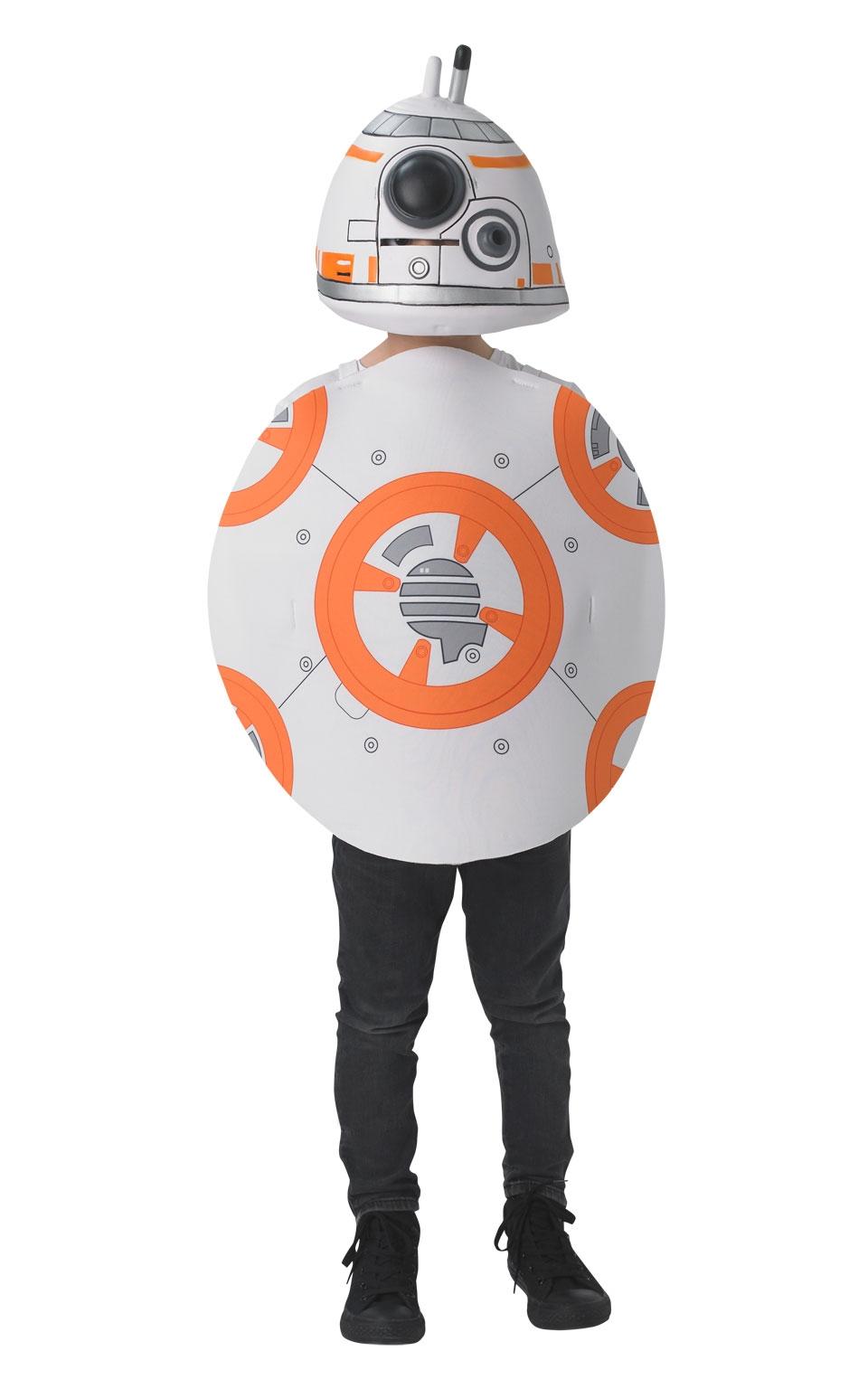 Детский костюм робота BB-8 (28-30) контрольн робота з болог 10 11 клас