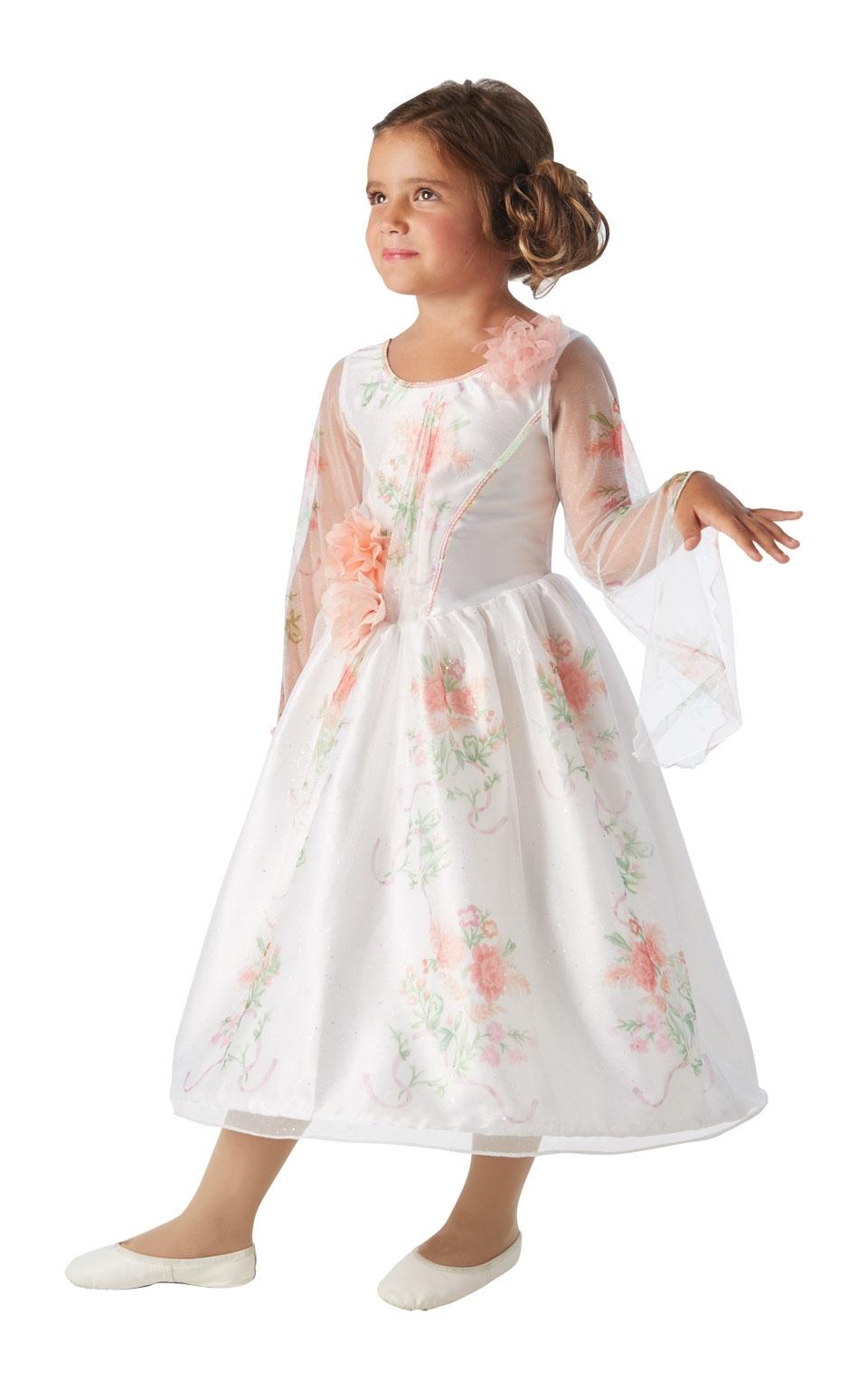 Бальное платье Белль Disney (26-28) савеловский торговый комплекс бальное платье детское