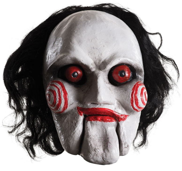 Маска Билли из фильма Пила (46) - Карнавальные маски, р.46