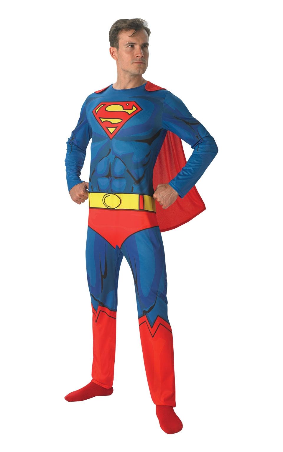 Костюм Супермена Comic book (48-50) -  Супергерои и комиксы