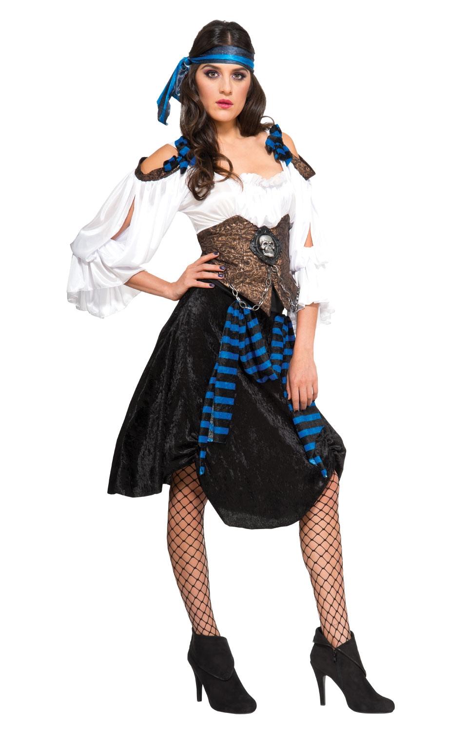 Костюм ромовой пиратки (52)