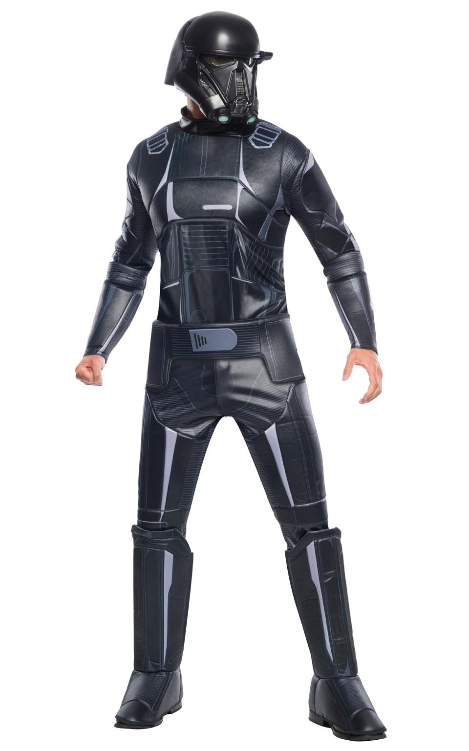 Костюм Штурмовика Смерти Dlx (48-50) детский костюм штурмовика огнеметчика 30