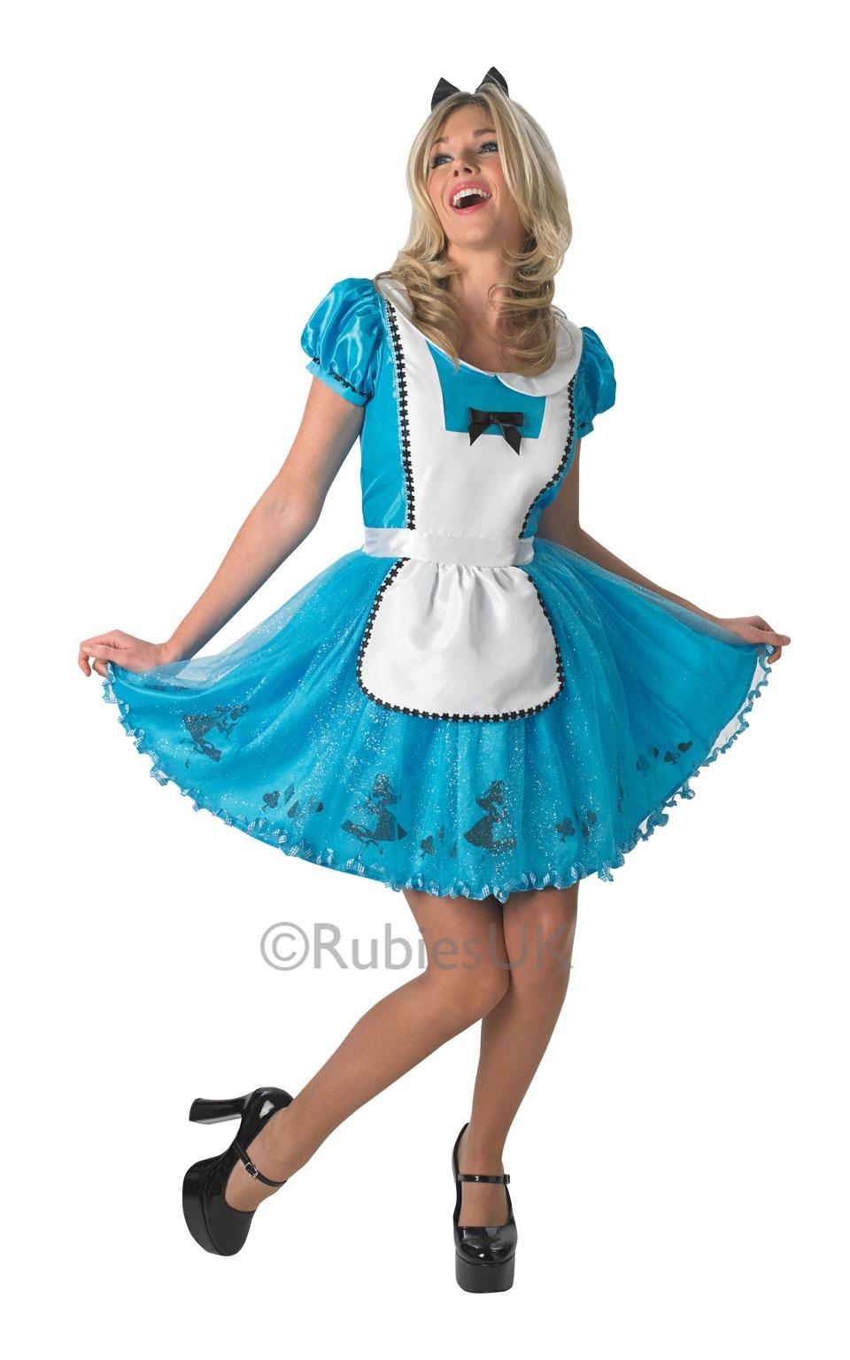 Платье Алисы Disney (42)