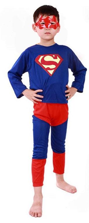 Костюм для мальчиков Супермен (30-32) детский костюм супермен 30