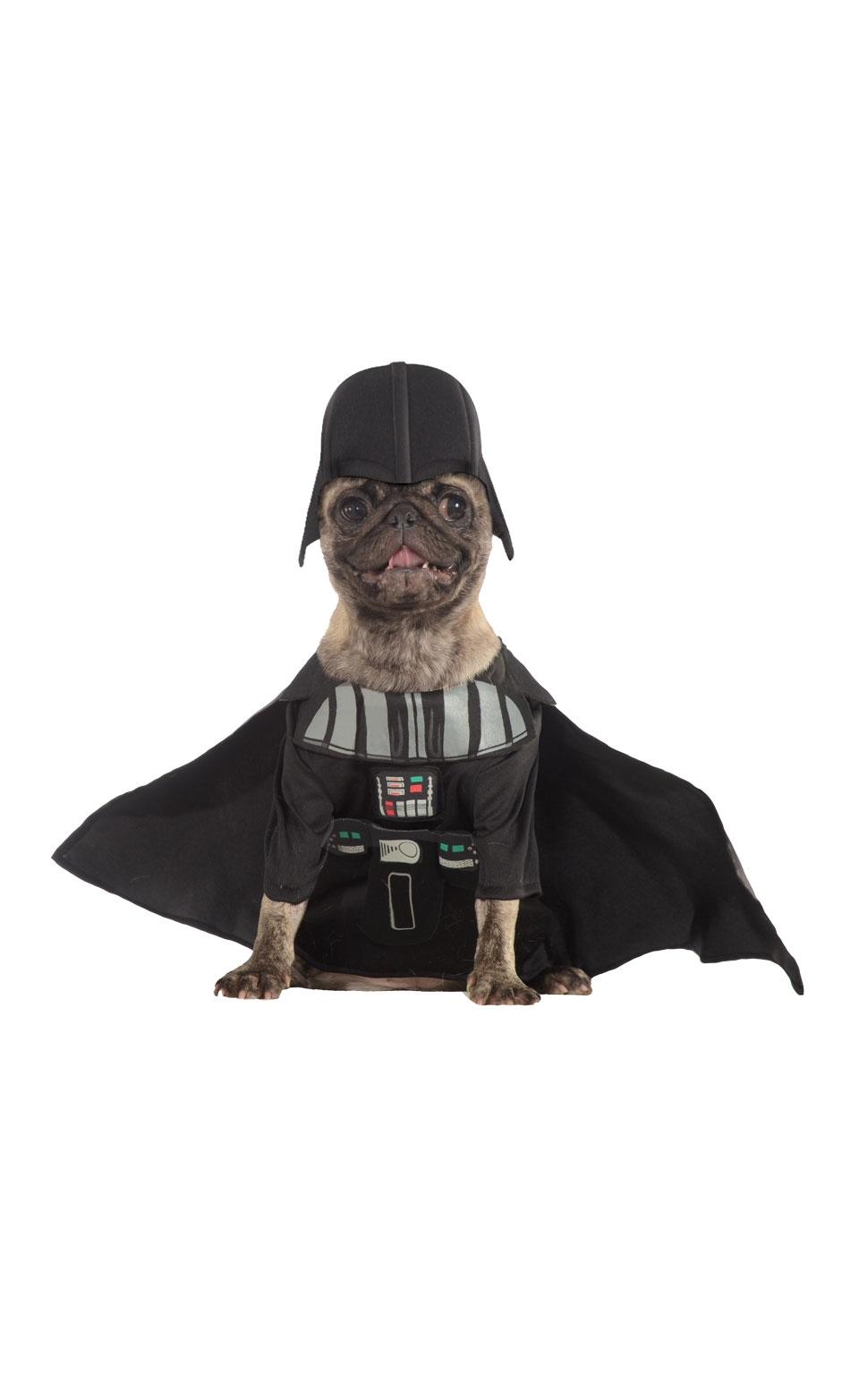 купить Костюм Дарт Вейдер для собак (3) недорого