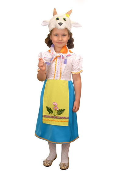 Детский костюм козочки (30) от Vkostume