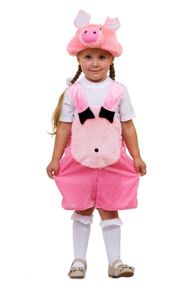 Детский костюм поросенок (28-30) детский костюм сказочного клоуна 30